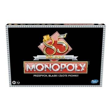 Monopoly hra Špeciálne vydanie 85. výročie WER PL