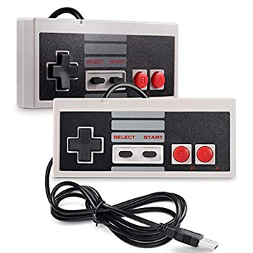 NES USB Controller na PC a Mac 2 kusy