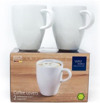 Sada kávových šálok Porcelán Kahla