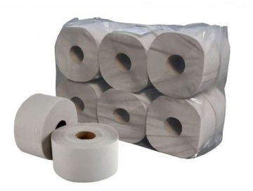 Toaletný papier Jumbo Gray Fi18 12 Valce