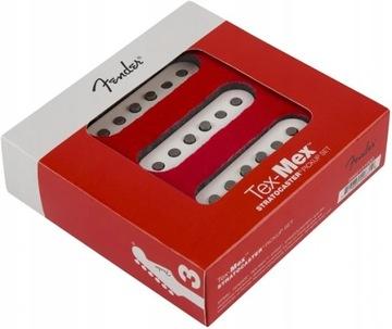 Fender TEX-Mex Stratocaster Set