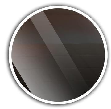 Zrkadlový kruh Round Fi 60cm LED podsvietenie