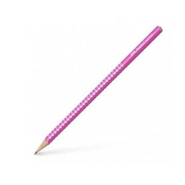 Ceruzka Faber Castell Grip Light Pink
