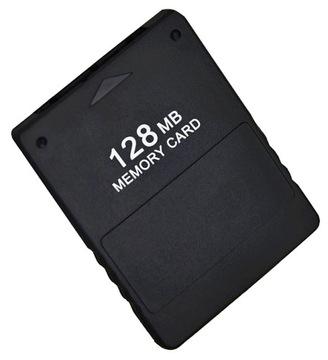 Pamäťová karta pre PS2 Playstation 2 Big 128MB
