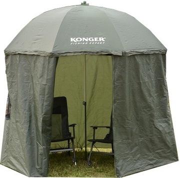 Stan vodotesný parasol 250cm konger