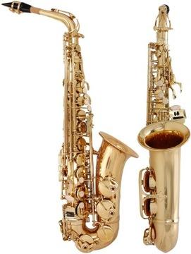 Alto saxofón ES, EB FIS Solist M-Tunes - Gold