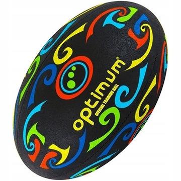 Rugby Ball Optimum Bokka veľkosť 4