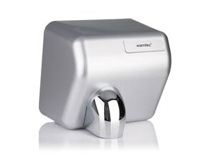Sušič rúk WARMTEC BarrelFlow ABS Silver