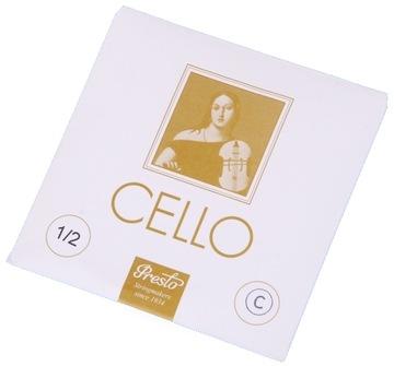 String C pre Cello 1/2 Presto - Single!