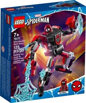 Lego Marvel Spider Man Mech Miles Morales 76171