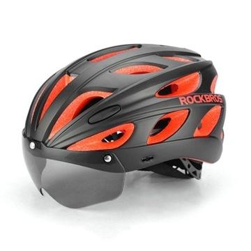 RockBros TT-16 3-dielna bicyklová prilba 57-62cm CE