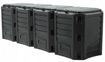 KOMPOZIČNÝ BOX 1600L CELÝ ROK SILNÝ MULTICOMPOSTER