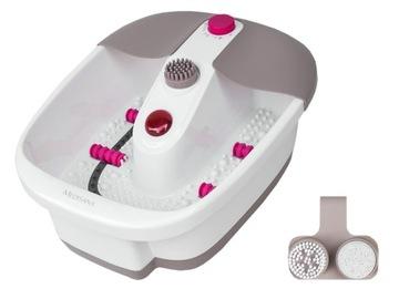 Vodné nohy Maszerváreň Hydrová masáž 4 Vykurovacie valčeky