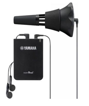 Yamaha sb7x tichý mosadzný tlmič