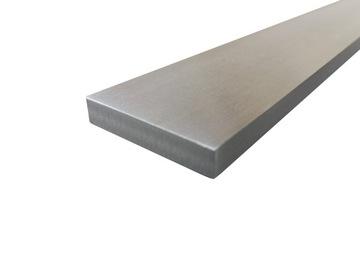 Nerezová oceľová plochá 20 x 3 mm 100cm kyselina odolná voči