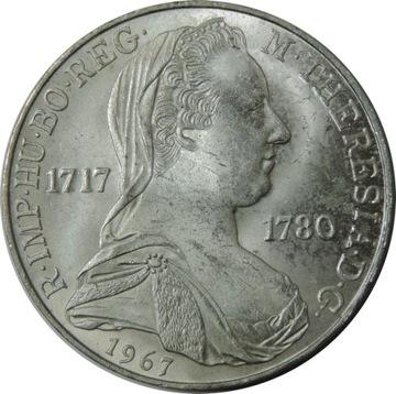 25 Schilling 1967 - Maria Teresa - (1-) -Austria18