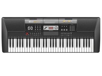 Klávesnica Piano Orgány Napájanie 328-13 stojan