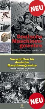 Deutsche Maschingewehre + Vorschriften MG