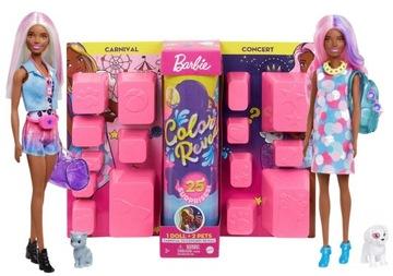 Doll Barbie Farebné prekvapenie Maxi GPD54