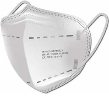 Maska FFP3 Maska Ochranný antivírus