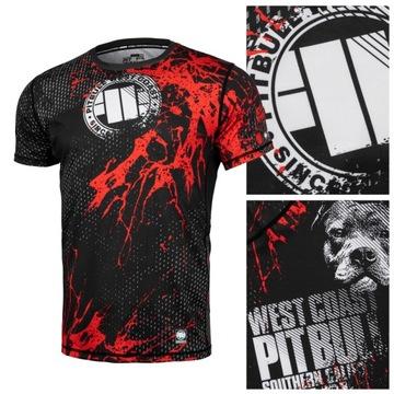 Pit Bull ThermoAction T-Shirt Rashguard MMA_XXL