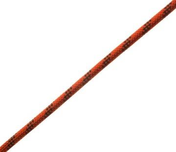 Camp Iridium Statické lano 10,5 mm červená