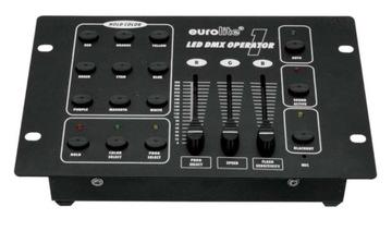 Eurolite DMX LED-operátor 1 regulátor