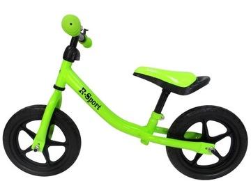 Vyvažovací bicykel R1 R-Sport EVA kolesá zvonček