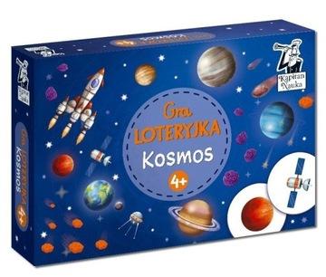 Kapitán Učenie hra Lotion Cosmos +4