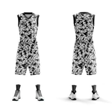 Basketbalové oblečenie peha armáda - bezplatná tlač