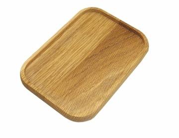 Misa, drevený, olejovaný dub