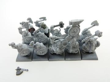 Skull Pass Twarf Warriors set 12 obrázkov