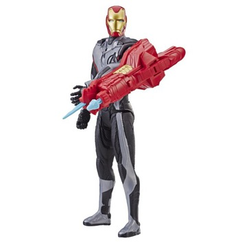 AVENGERS TYTAN POWER IRON MAN 30 CM ZVUK E3298