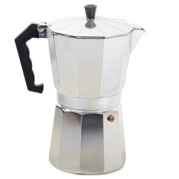 Kávovar Kávová pivovačka 12 Kaw 600ml hliník