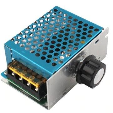 Riadiaci ovládač motora napätia 4000W 230V