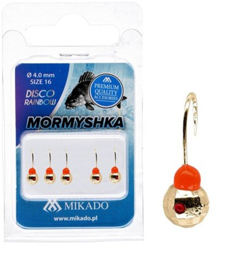Mormaszek Tungram Mikado Disco 0.8 G 1 ks