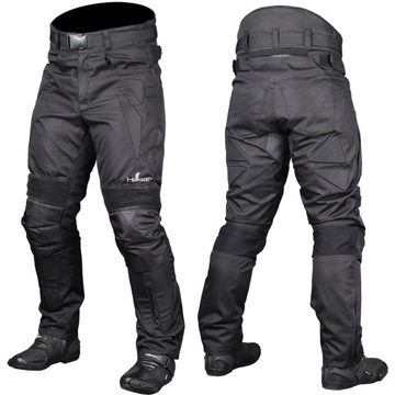Motocyklové nohavice Textil Husar Scorpion