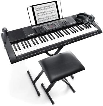 ALISH HARMONY 61 MKII ORGÁNY Piano + mikrofón