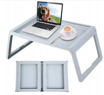Raňajkový stôl pre notebook pre skladacie posteľ