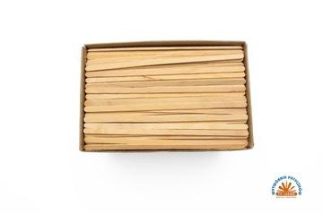 Drevená kávová / nápojová miešačka (190) 19cm