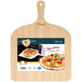 Eppicotispai Drevená pizza a lopata na chlieb