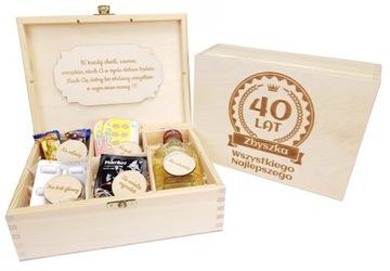 Box Essentials Dar dňa 18 30 40 50 Narodeniny
