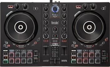 Hercules Console DJ INPLULS 300, DJ Regulátor ,