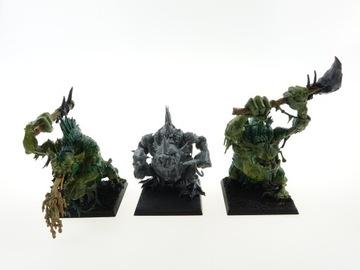 Warhammer Orcs & Gobliníny Felline Troggoths