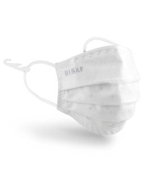 BISAF BS2 filtrovanie polovičnej masky. 5 vrstiev - 20 kusov