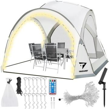 Pavilion Garden Stan LED mosquito Net 3.5
