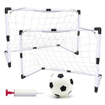 Futbalové ciele - Kit s 2W1 Príslušenstvo