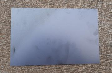 Oceľový plech Čierny surový rezací na rozmer 2 mm