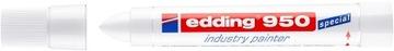 Marker pre značkové videnie Edding 950 White