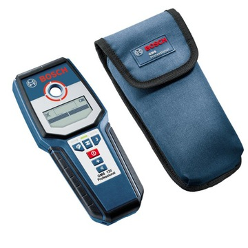 Detektor kovov drevených drôtov BOSCH GMS 120